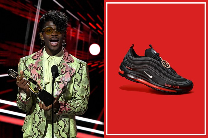 以一雙加入真人血液的球鞋讓 Nike 陷入公關危機,Lil Nas X 對底是何方神聖?