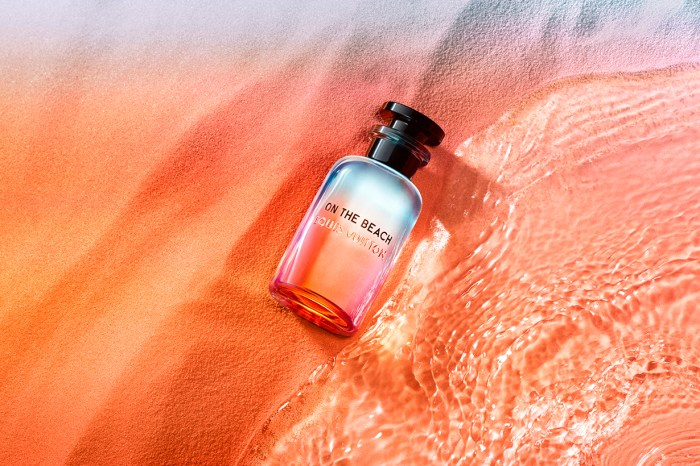 跟著 Louis Vuitton 全新香水 On the Beach 去一趟旅行!清新香氣讓人難忘