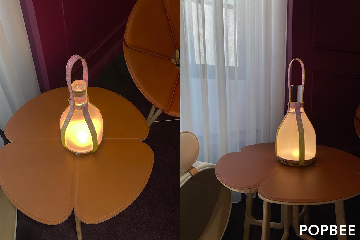 Louis Vuitton Objets Nomades Taipei lightings 2021 lifestyle