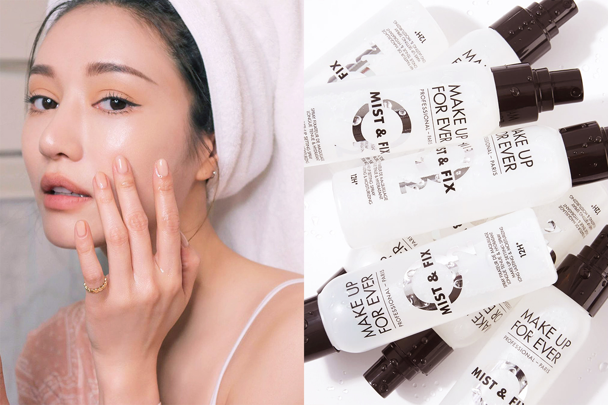 Moisturizing Mist Makeup Setting Spray Moisturizing Spray Summer Skincare Tips Makeup Tips