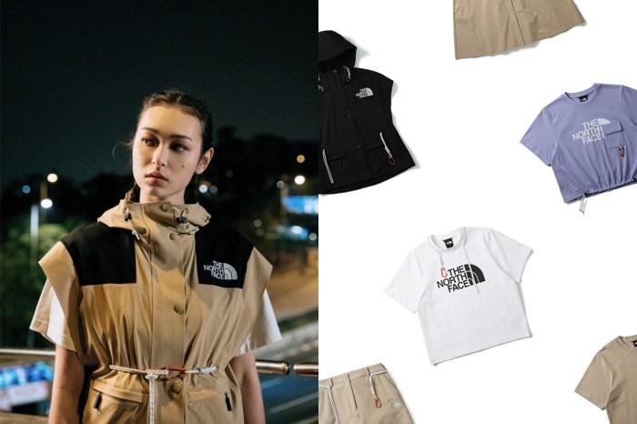 春夏剛上架:The North Face 最時髦支線,黑標裡連 T-Shirt 都可愛!
