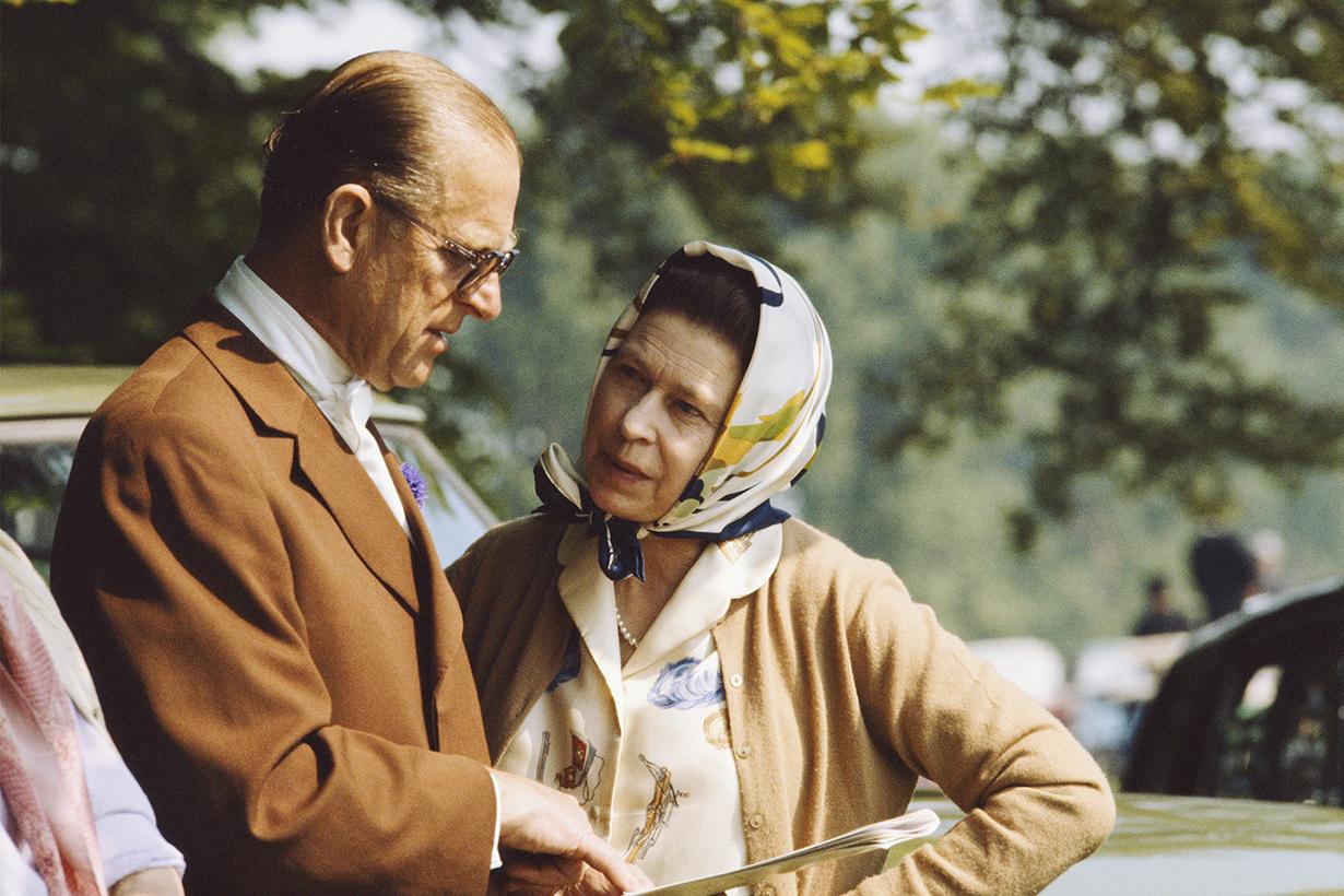 Prince Philip Queen Elizabeth II Quit Smoking Royal Wedding British Royal Family