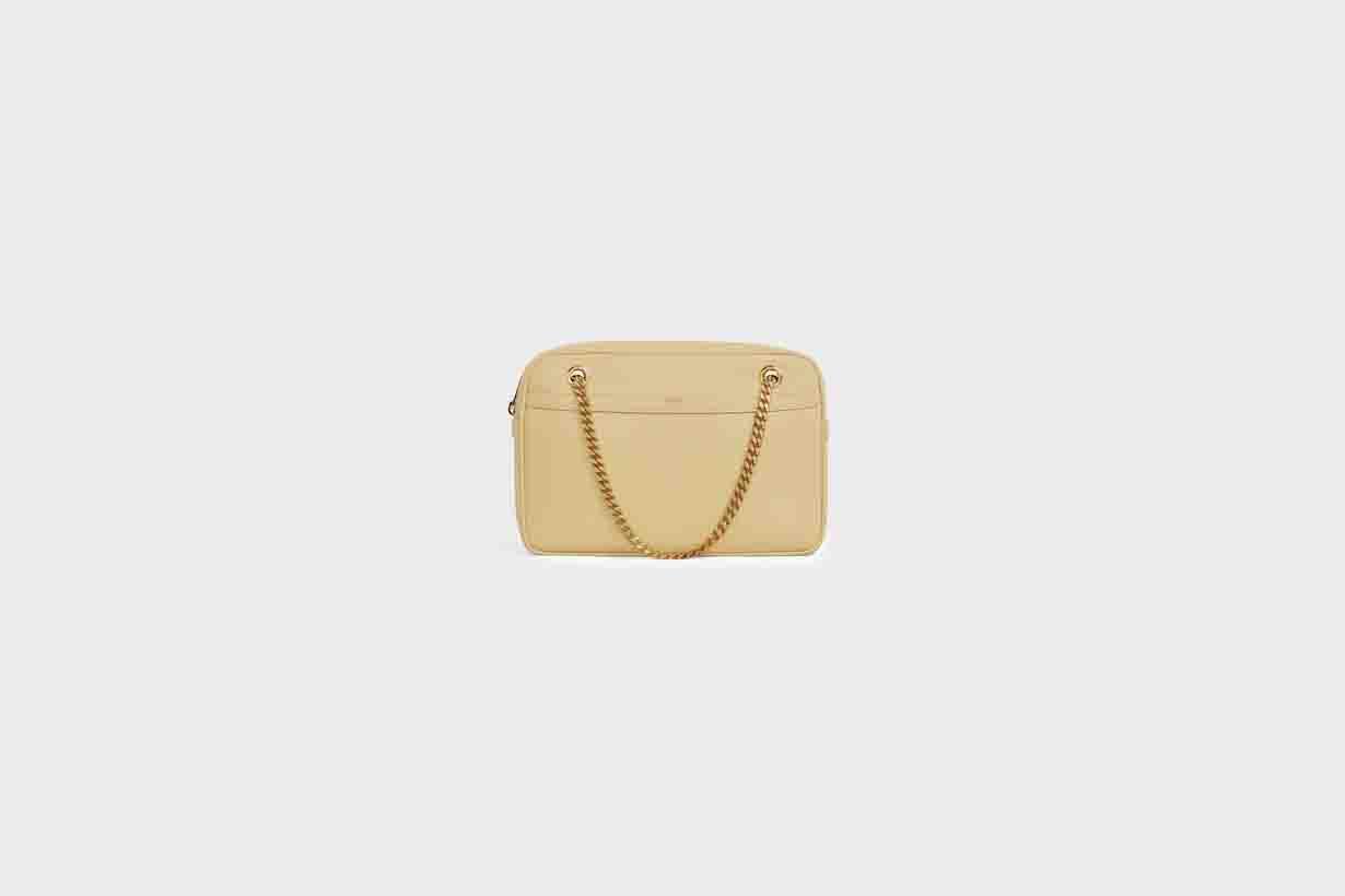 celine triomphe canvas small patapans 2021ss handbags