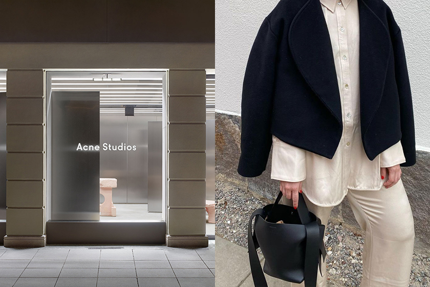 acne studios archive sale online discounts collections online pop up shopping