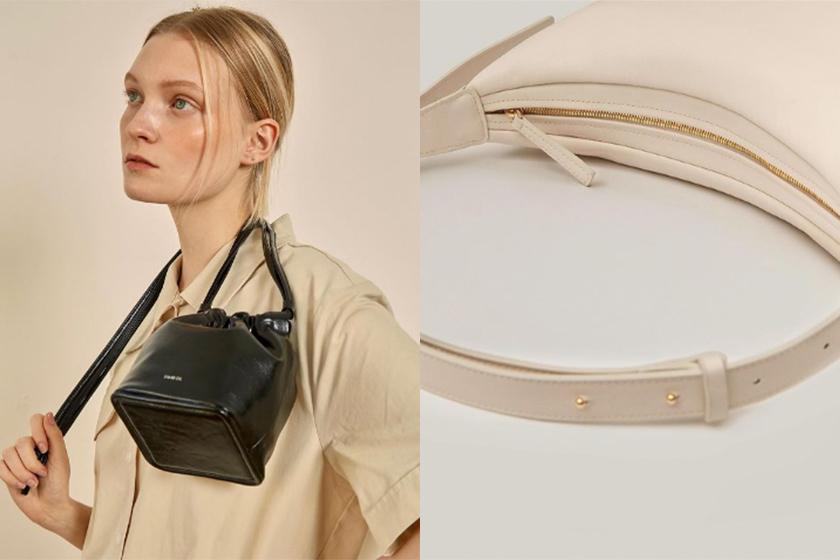 stand oil korean indie brand handbag Krysatl