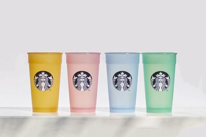 日本星巴克推出變色杯:不只繽紛配色引話題,還有特別意義!