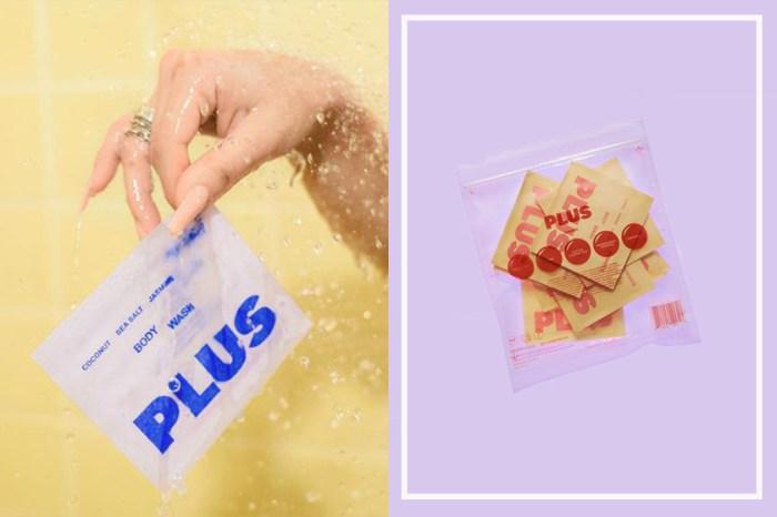 必需關注的潮流趨勢:這個品牌推出的沐浴露設計創新得讓人驚艷!