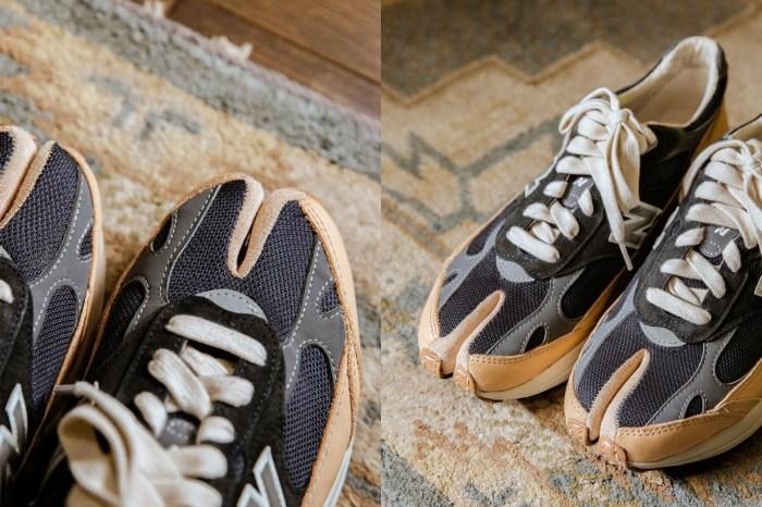 私訊已爆:New Balance 攜手推出分趾鞋?原來是客製化限量款!