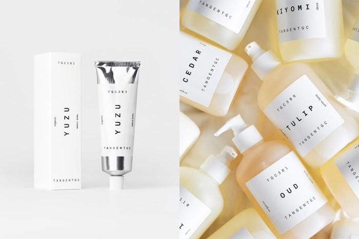 天然、清香、簡約:來自瑞典的護膚品牌 Tangentgc 讓你一看就愛上!