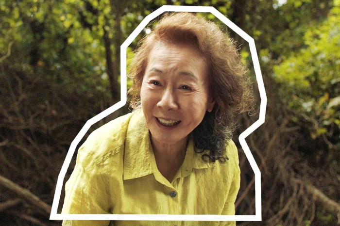 73 歲尹汝貞成為首位奪奧斯卡的韓國演員!風趣、時尚態度成最人氣奶奶!