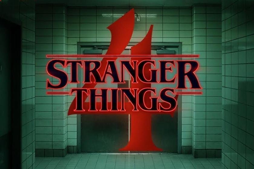 Stranger Things Season 4 Netflix Teaser