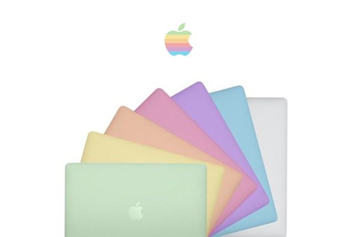 預測消息:繼 iMac 之後,Apple 全新 MacBook Air 也將推出多種顏色機身!