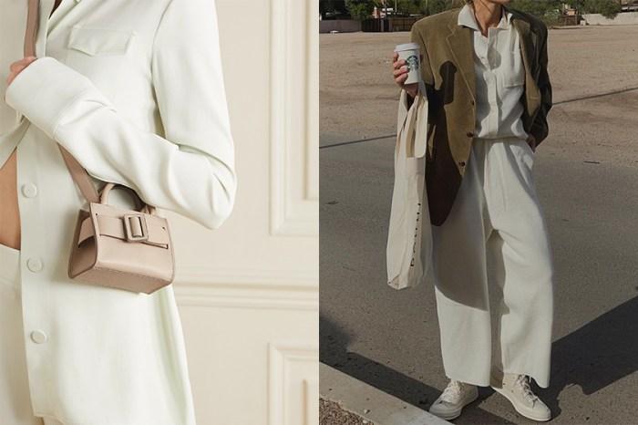 時髦女生最愛:初夏的優雅格調 10+ 淡色系手袋,不用 HK$3000 就能入手!