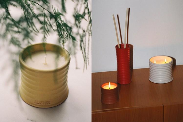 時髦女生都默默熱愛:能帶來療癒香氣的 Loewe 蠟燭,也是最美的居家擺設!