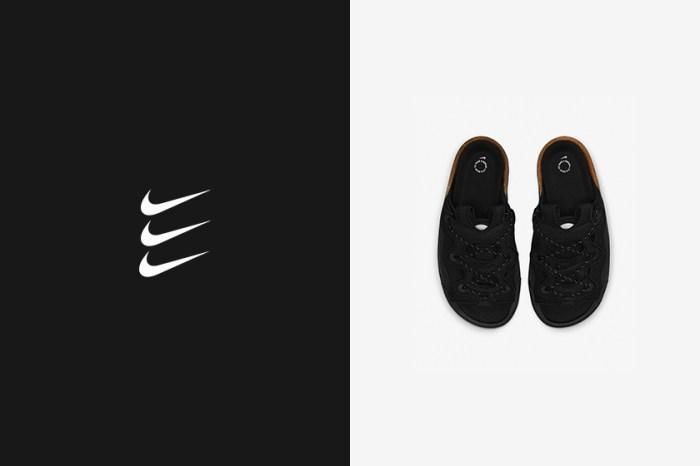 找不到夏天的拖鞋?Nike 新上架這款 Offline Mule 吸引極簡控女生注意!