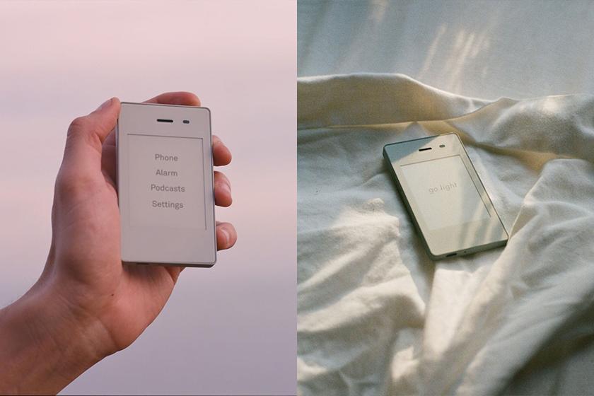 Light Phone Minimal Style Smart Phone