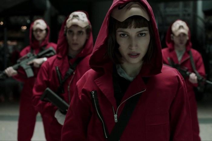 究竟一夥人該如何逃出銀行?Netflix 人氣影集《紙房子》釋出第五季預告影片!