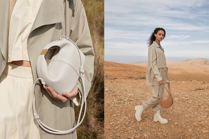 脫俗極簡美:法國小眾品牌 Polène Paris 新上架手袋將是下一個缺貨款!