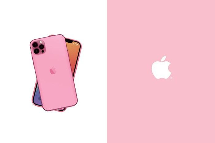 迎來淡紫色之後:根據消息未來 iPhone 13 還將推出充滿少女心的櫻花粉!