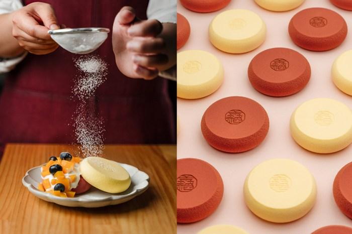 不小心就會咬一口:引起關注的「舒芙蕾鬆餅」粉撲,療癒外型就像直接從甜點店外帶!