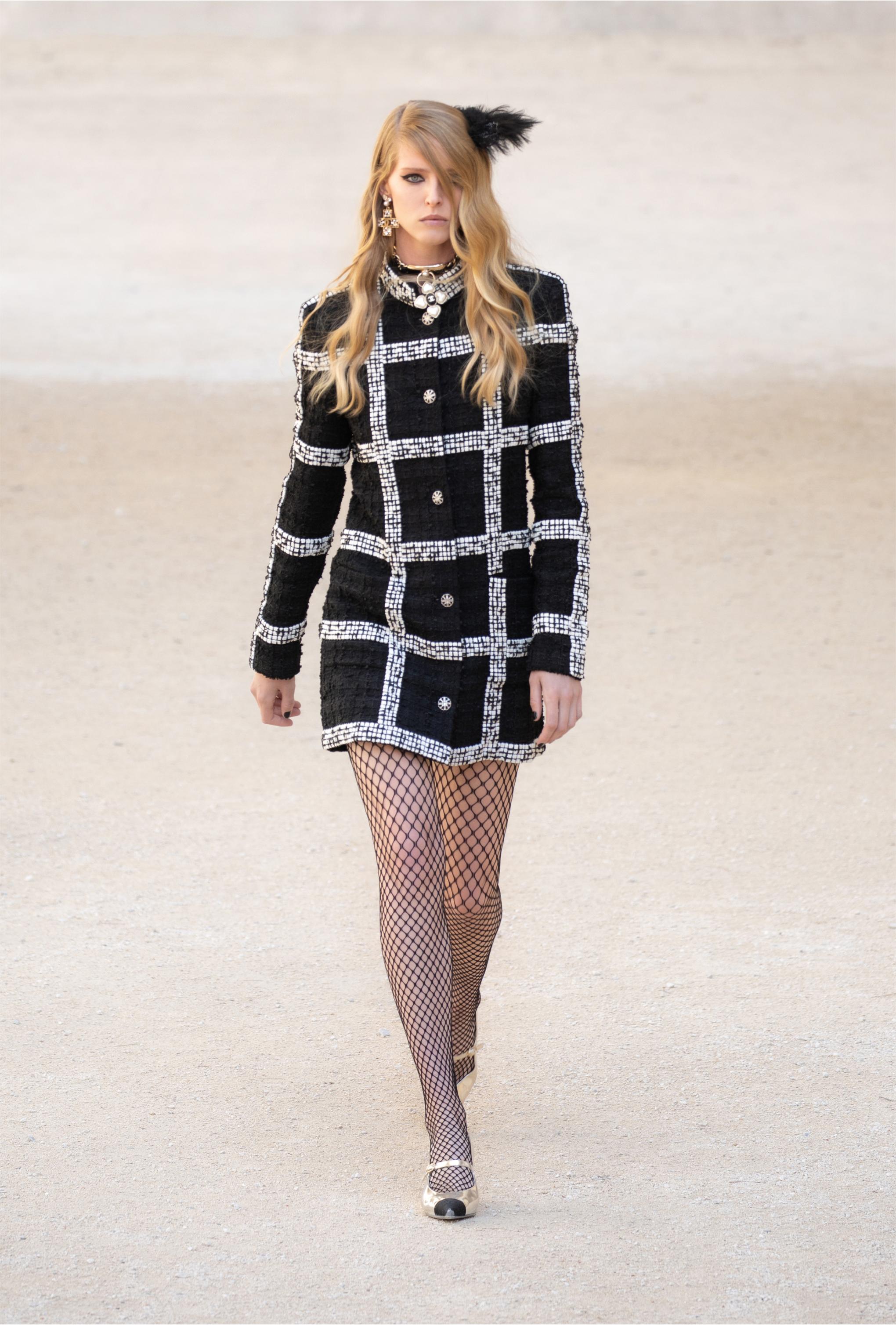 chanel 2021/22 Cruiserunway fashion show Virginie Viard