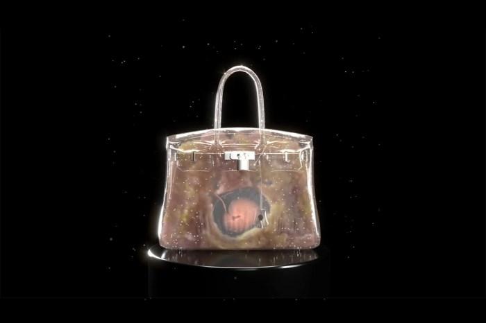 競標中:比 Hermès 真實手袋更稀有?Birkin Bag 也有加密藝術品!