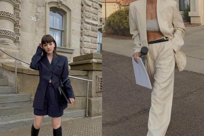 5 分鐘出門:夏天也想穿西裝外套,衣櫃裡只需這 3 個基本單品!