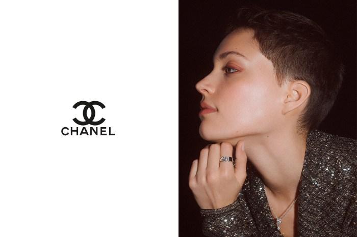 第一次以香水打造:ETERNAL N°5 系列,4 款珠寶滿是仙氣!
