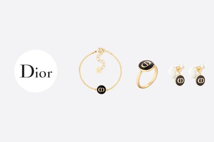 黑配金的不敗方程式:隱藏在 Dior 新品中的幾款飾物是極簡氣質之作!
