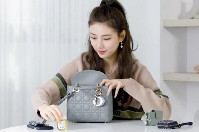 超實用的小包:Lady Dior 藏一手的容量,連書都能裝!
