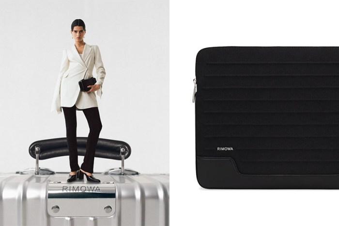 經典俐落:RIMOWA 筆電包尚未上架,時髦女生已經敲碗!