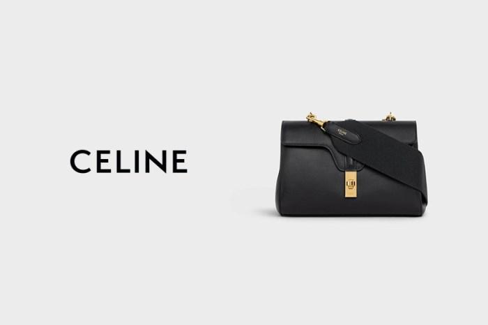 小小新成員:CELINE 經典 16 Bag 新包登場,還有率性美寬揹帶!