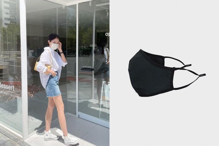 襯托小臉還有貼心設計:這款口罩才剛推出,但很值得開搶!