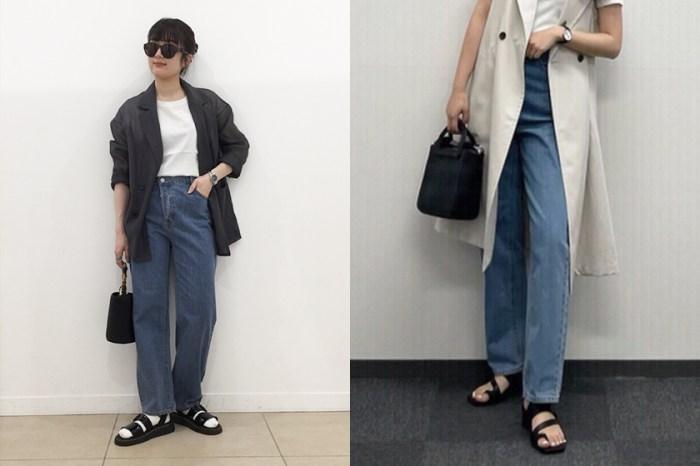 小個子不用捲褲款了!UNIQLO、ZARA 和 GU 高腰牛仔褲,不同身材身高挑哪一款?