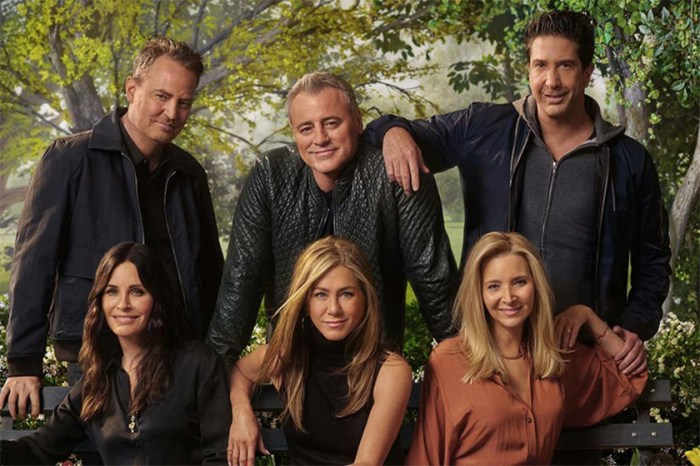 《Friends:The Reunion》正式預告登場,以這種手法直接勾起你的回憶和期待!