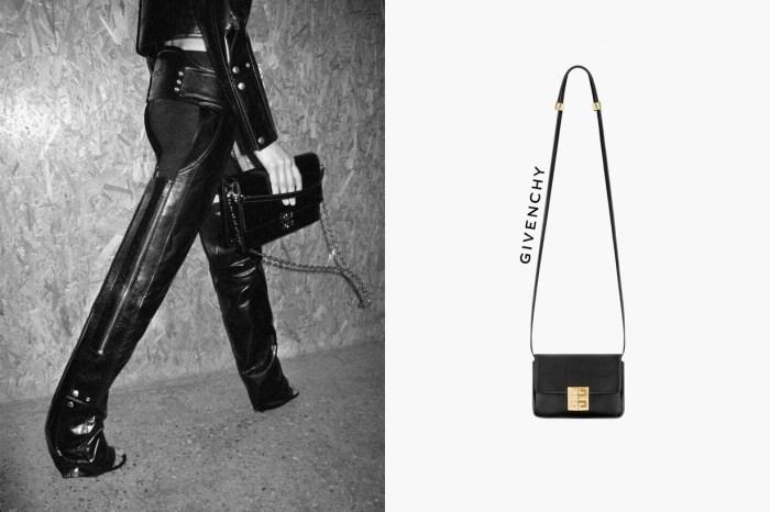 方包今年要多紅?Givenchy 2.0 有新款,鏈帶上藏驚喜!