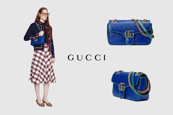 手袋界之巨星隆重登場,可用一輩子的 Gucci Beloved 系列!