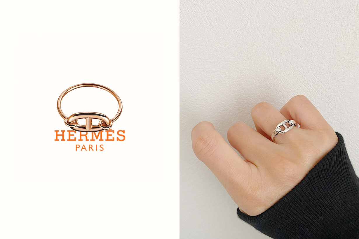 hermes ronde ring 2021 simple classic