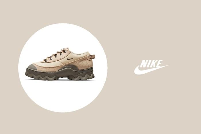 尋覓不到好看的登山靴?Nike 這一雙個性款,讓人平時也想穿!