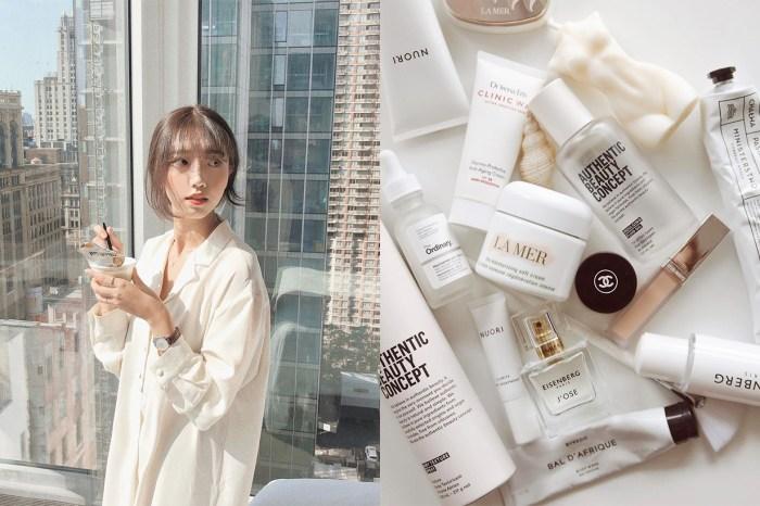 新登上香港 Cosme 排行榜的這 3 件產品,是每個女生的夏天必需品!