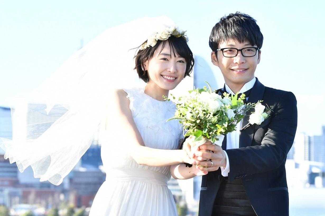 Gen Hoshino Yui Aragaki Celebrities Couples Married Celebrities Marriage Japanese idols celebrities actors actresses singers The Full-Time Wife Escapist We Married as a Job Nigeru wa Haji da ga Yaku ni Tatsu
