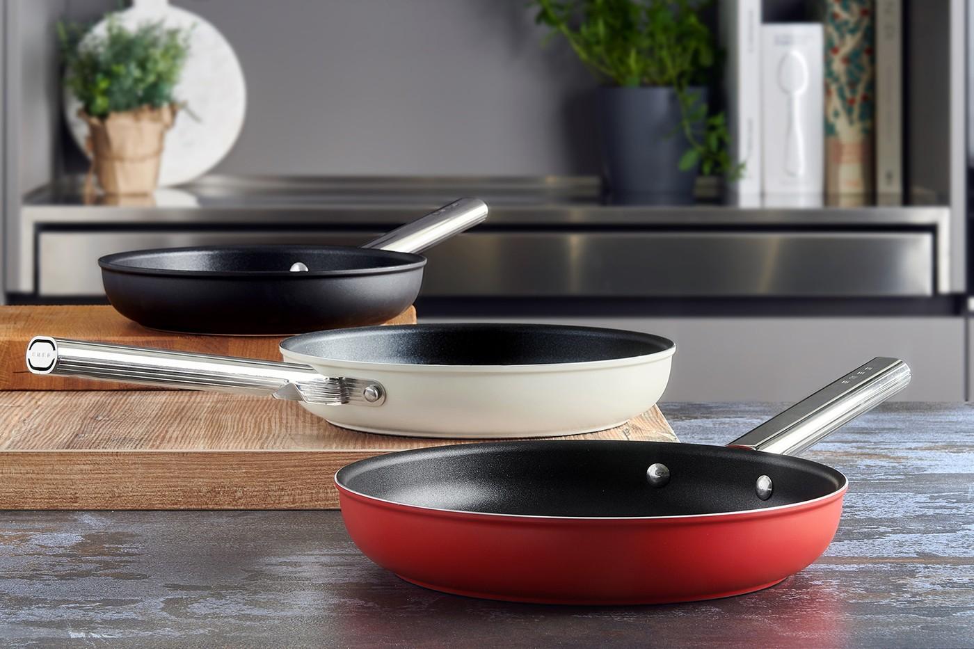 smeg cookware collection kitchen appliances lifestyle