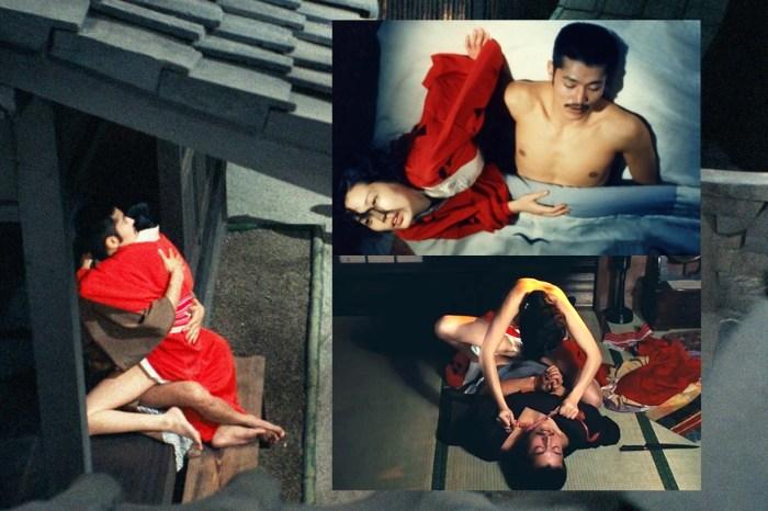 《感官世界》被列世界 10 大禁片之一,背後故事源自一個可憐又執著的女人!