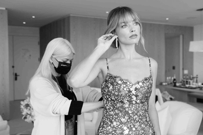不僅是品牌大使,認識 Margot Robbie 在 CHANEL 的新身份!