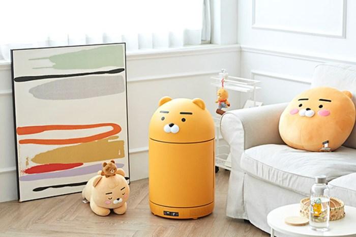蝸居租房族良品:Kakao Friends 今次推出這個小電器集冰箱 + 喇叭 + UV 消毒器於一身!