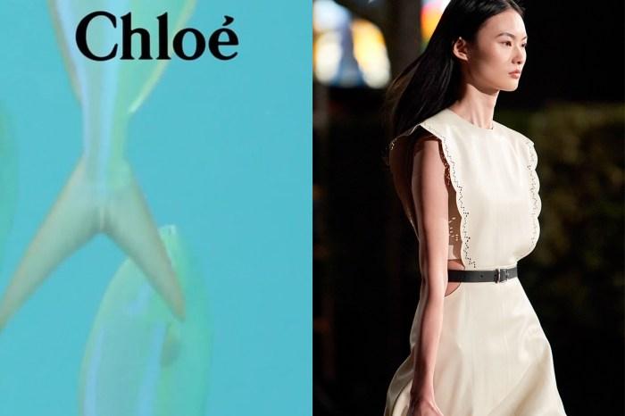 Gabriela 首系列上架前:Chloé 過往貼文全刪,換上 2.0 新視覺!