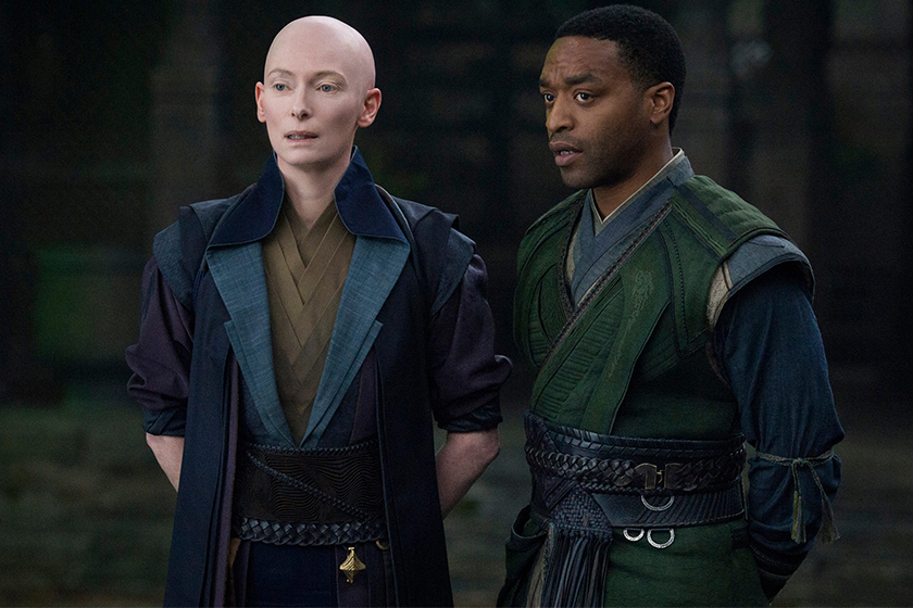 Marvel Doctor Strange Kevin Feige Regrets Casting Tilda Swinton Instead of an Asian