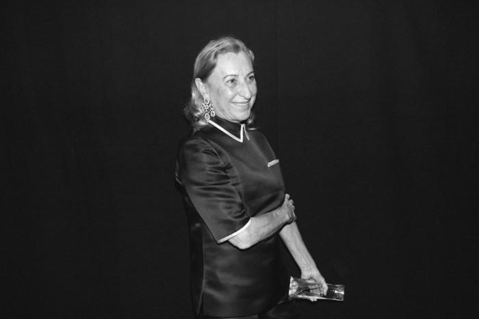 奢侈品集團的金字塔頂端,Miuccia Prada 薪資意外被公開!