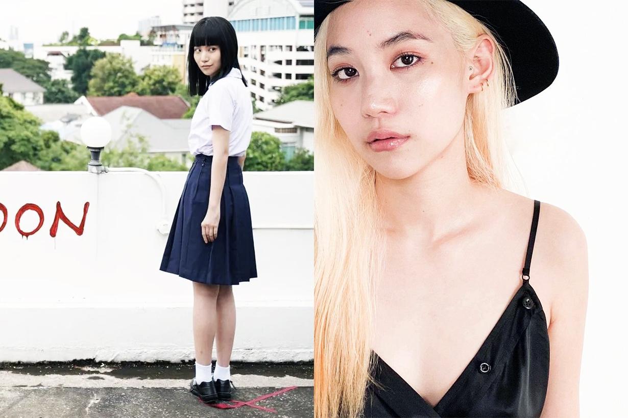 Netflix The Series Girl from Nowhere Thai Drama Chicha Amatayakul kitty Kiss Me Five Thai idols celebrities actresses