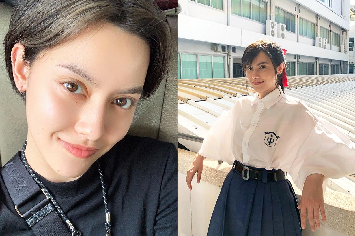 Netflix Girl from Nowhere Thai Drama Nanno Chicha Amatayakul Yuri Chanya McClory Nink Thai idols celebrities actresses